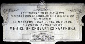 Academia_donde_estudió_Cervantes_(RPS_02-05-2014)