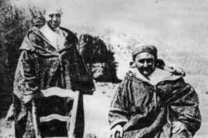 Abd el Krim y hermano
