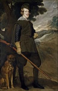 Felipe-IV-Velázquez