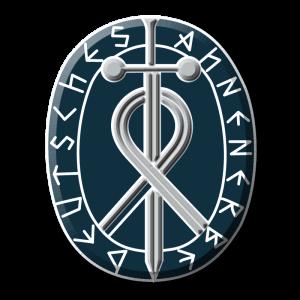 Ahnenerbe Seal - SS - Rahn - Hitler - Occult Reich - Peter Crawford 2013