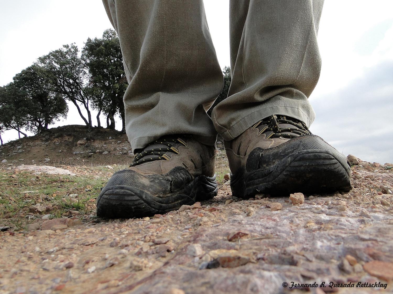Estas botas son para caminar