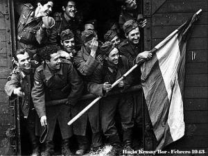 Hacia Krasni Bor Febrero 1943