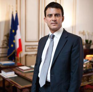 PARIS: Manuel Valls en rendez-vous