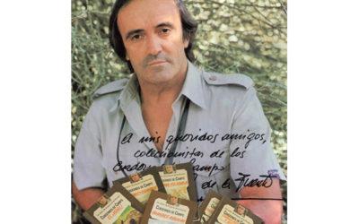 DON FÉLIX RODRÍGUEZ DE LA FUENTE, UN GRANDE DE ESPAÑA.