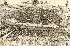 Sevilla en 1585