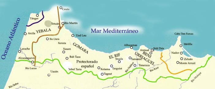 mapa-protectorado-espac3b1ol-de-marruecos