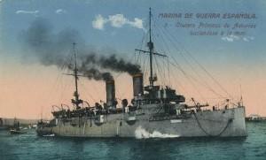 Crucero Princesa de Asturias