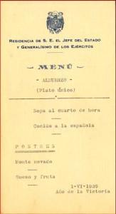 MenúFranco