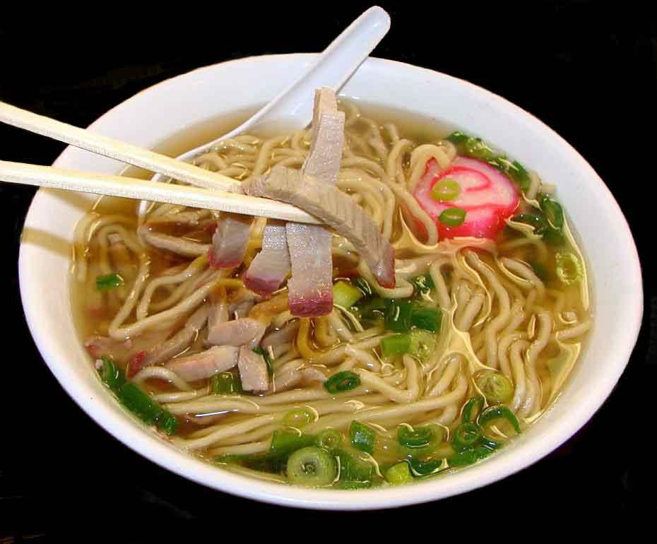 Resultado de imagen de plato de ramen tokyo
