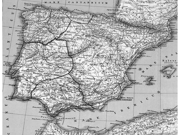 """LA PENÍNSULA IBÉRICA: DE """"TIERRA DE SERPIENTES"""" A """"TIERRA DE CONEJOS"""""""