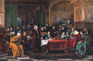 Colón con los RRCC