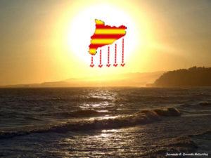 Ocaso Cataluña