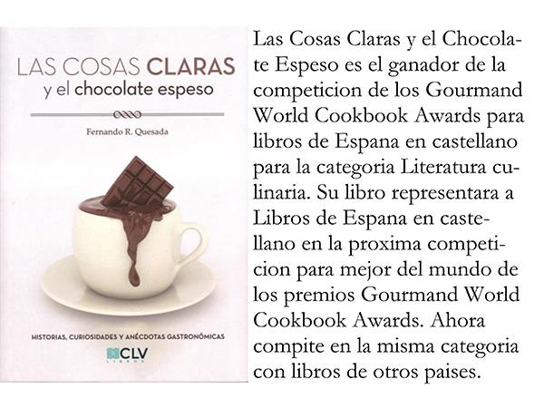 Gourmand World Cookbook Awards