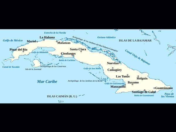A PROPÓSITO DE CUBA